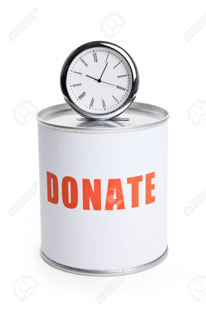 Image result for donate time