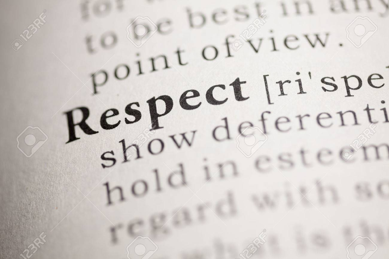with all disrespect essay Respect respect is a word of many uses and multiple characterizations respect used in terms of karate is a show of regard or special consideration toward a specific respect should be firstly shown to yourself, as in your personal well being, and body state.