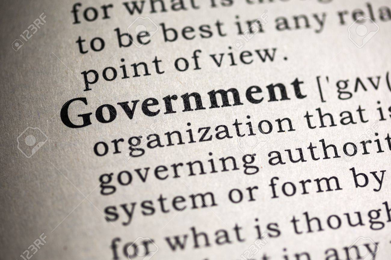 Government Definition