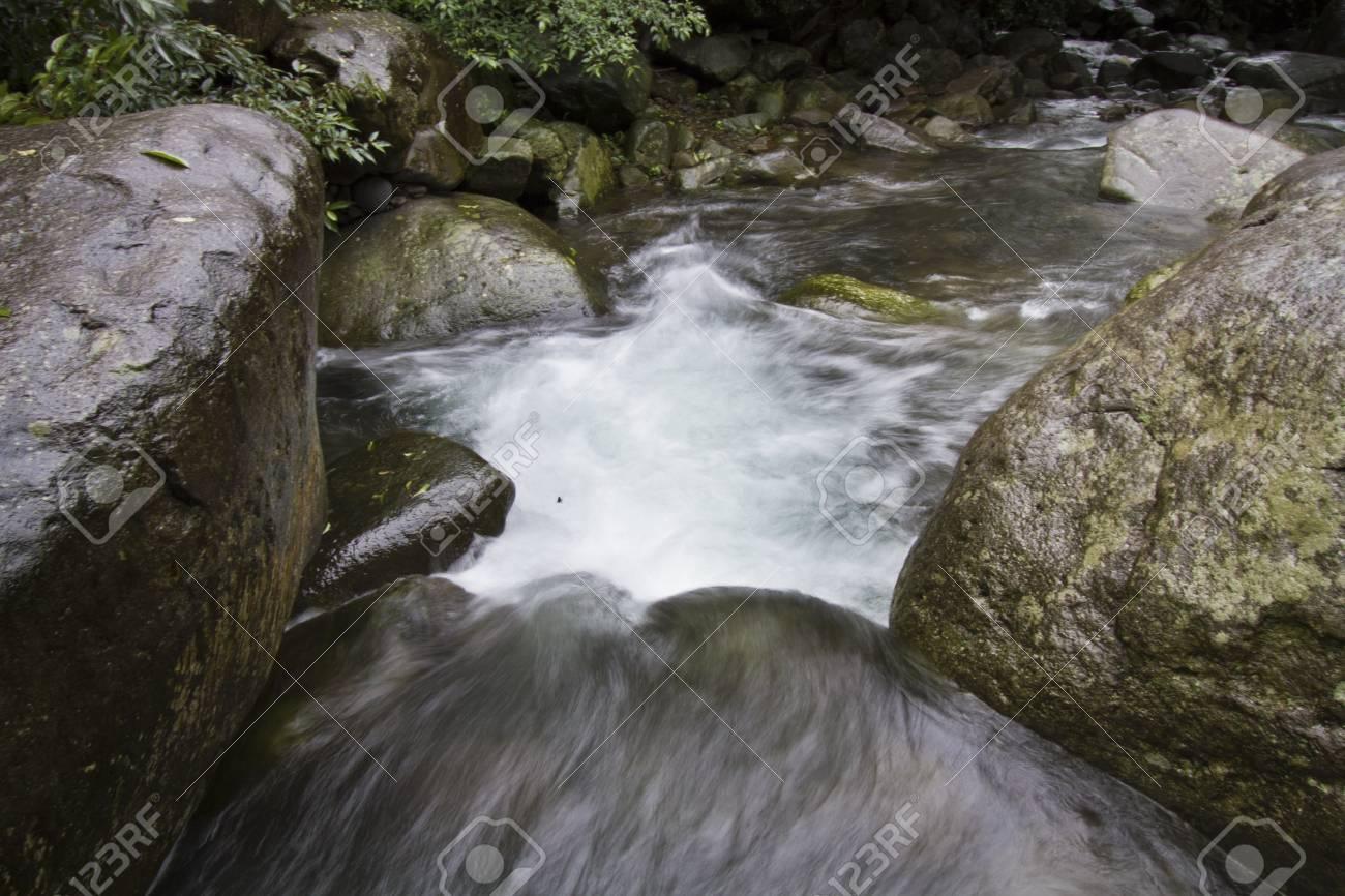 natural datun stream in Taiwan Stock Photo - 16703491