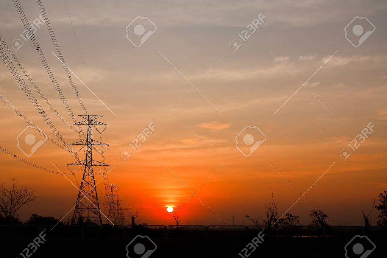 Before the end of the sun. Stock Photo - 11962199