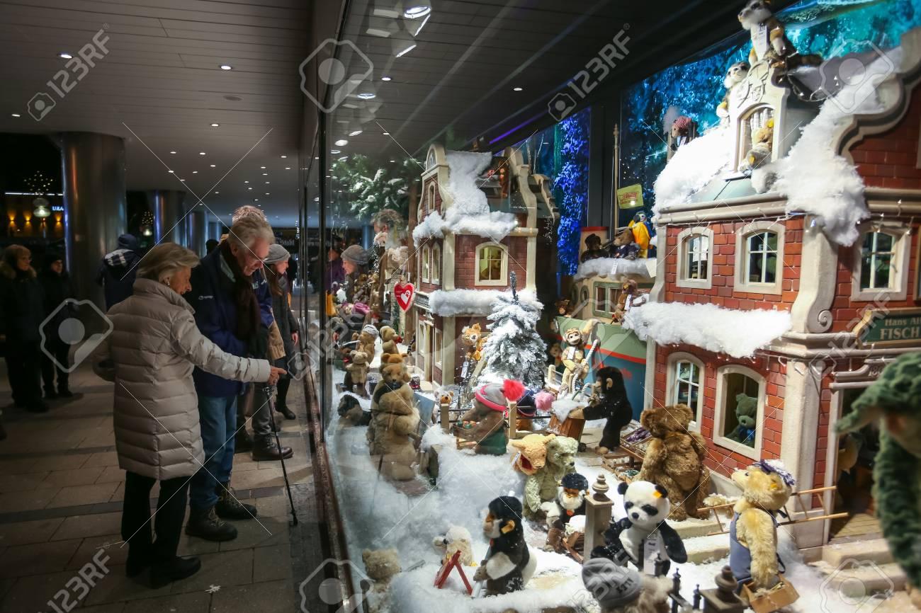 galeria kaufhof münchen