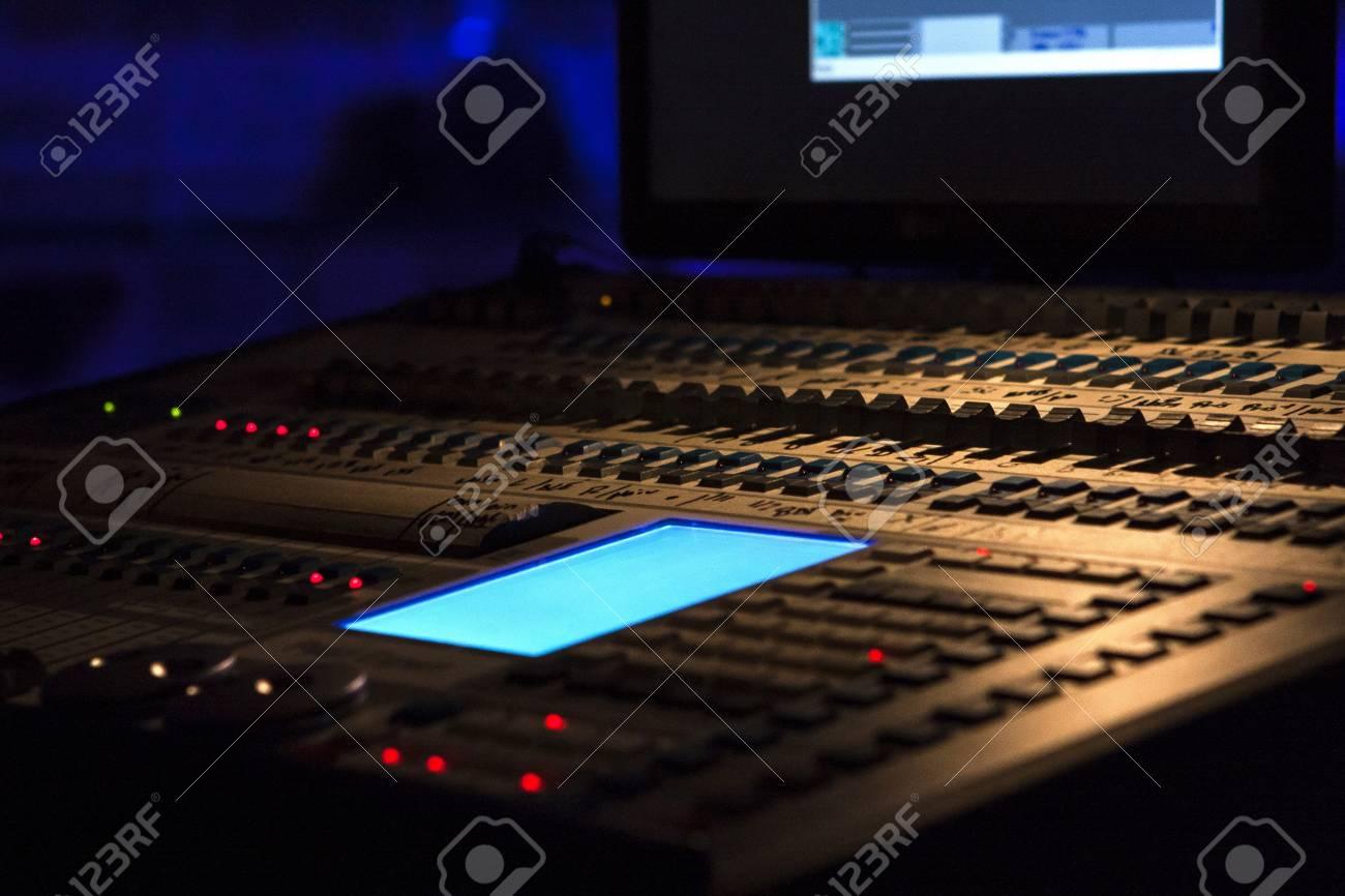 Soundboard for music