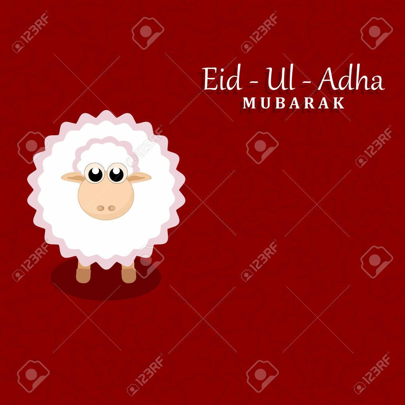 Muslim Community Festival Of Sacrifice Eid Ul Adha Mubarak Greeting