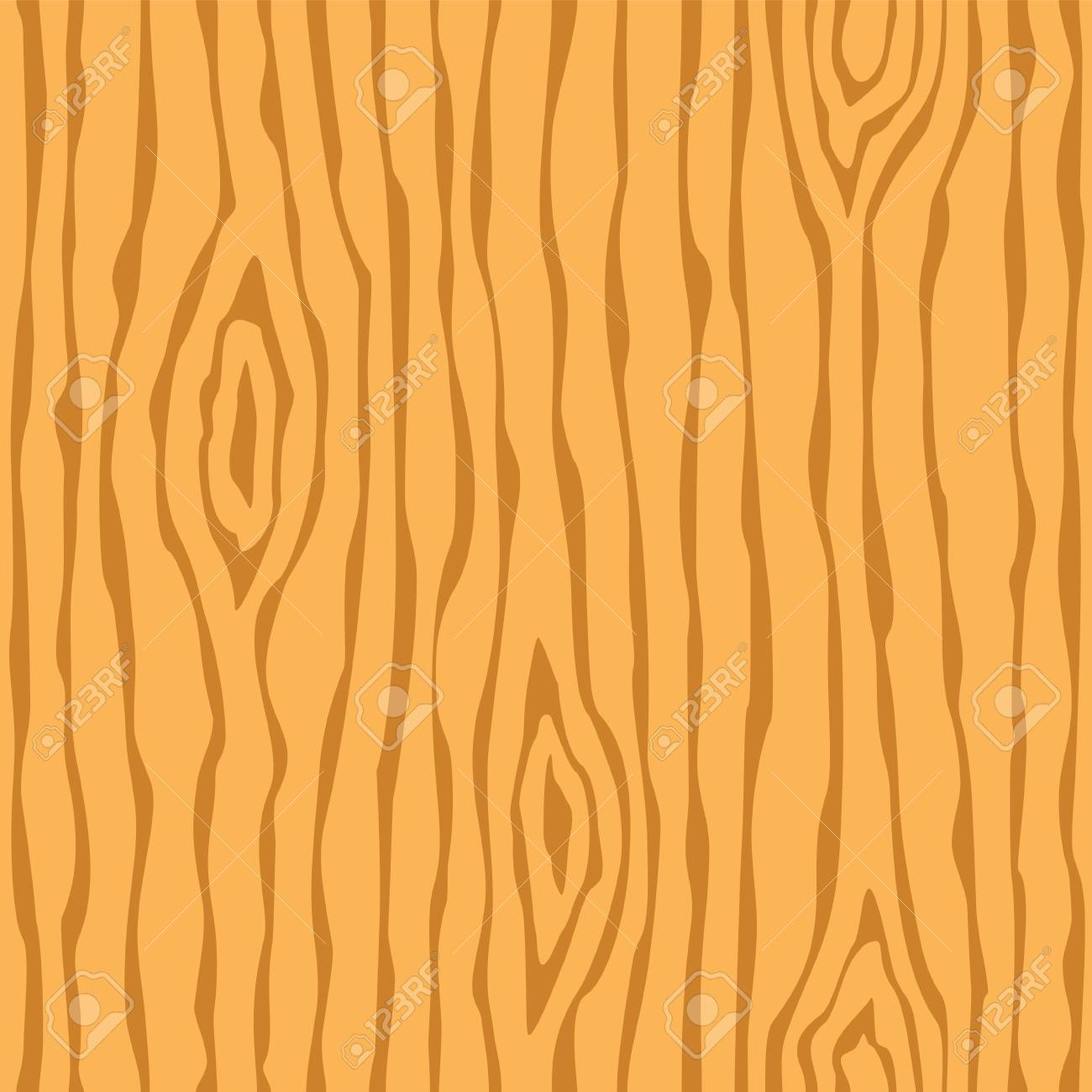 Wood Grain Texture Seamless Brown Wooden Pattern Abstract