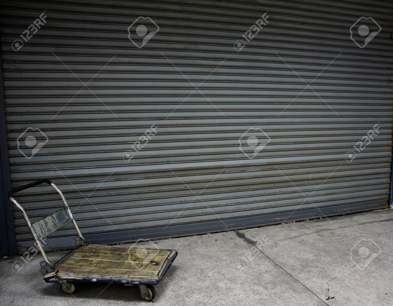 Cart Rust Stock Photo - 14582297