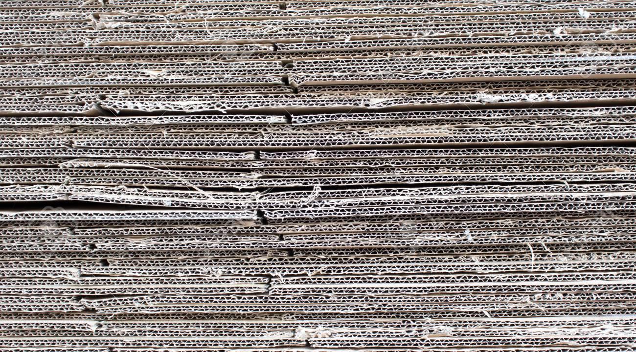 Corrugated cardboard  background Stock Photo - 16505261