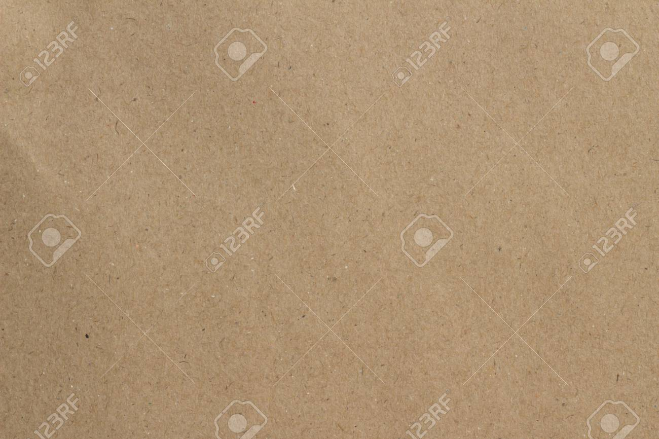 Paper texture - brown paper sheet Stock Photo - 16658954