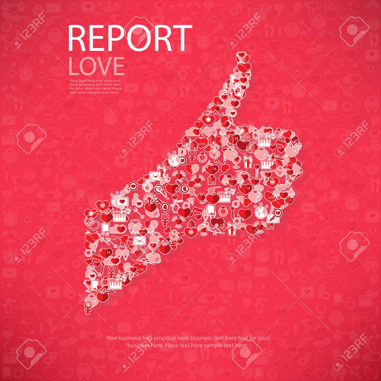 Report template design like symbol icon valentines day idea report template design like symbol icon valentines day idea illustration stock vector 35471887 buycottarizona Choice Image
