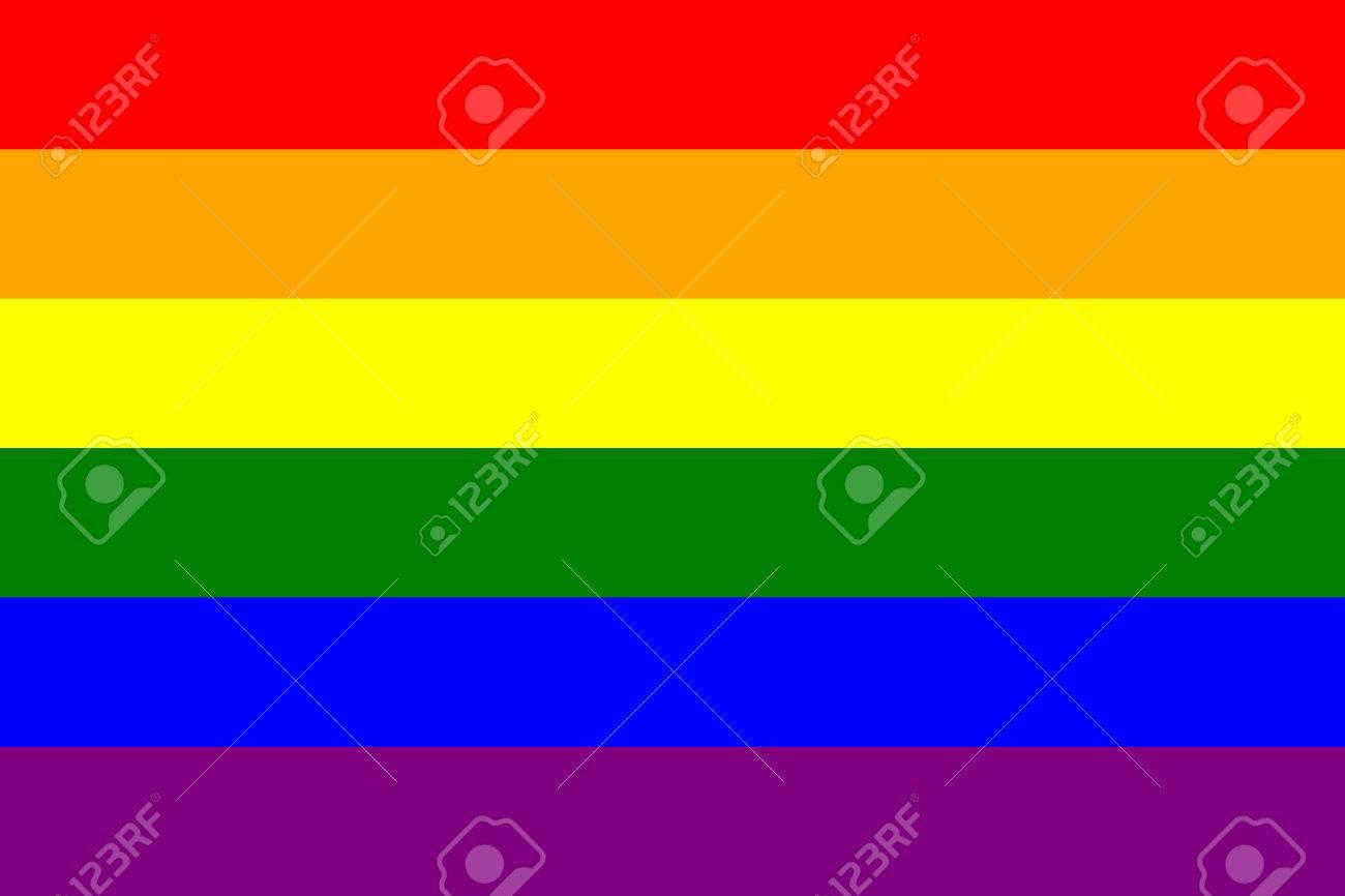 colores bandera del orgullo gay