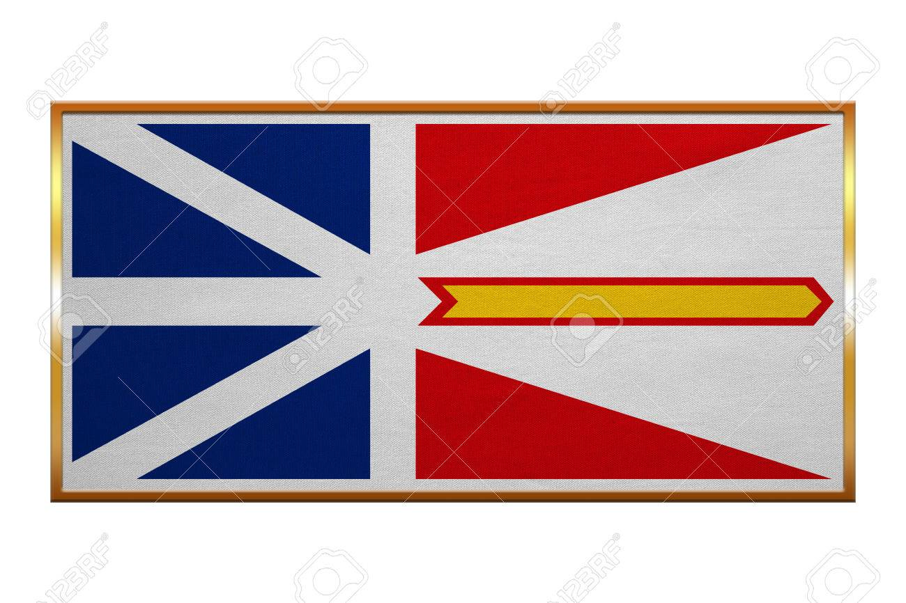 ニューファンドランド・ラブラドール州の旗