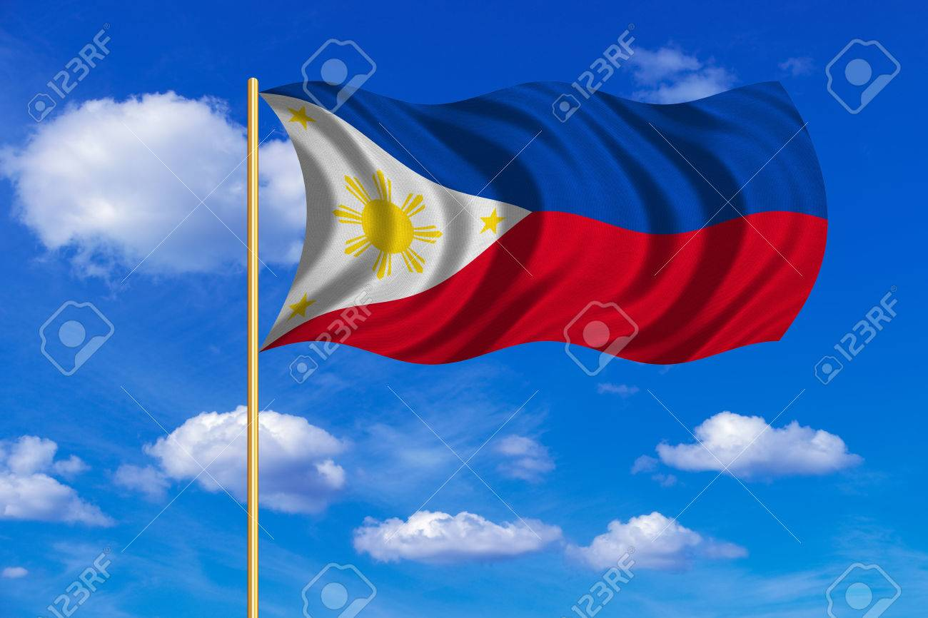 Philippine national official flag patriotic symbol banner philippine national official flag patriotic symbol banner element background correct colors biocorpaavc Choice Image