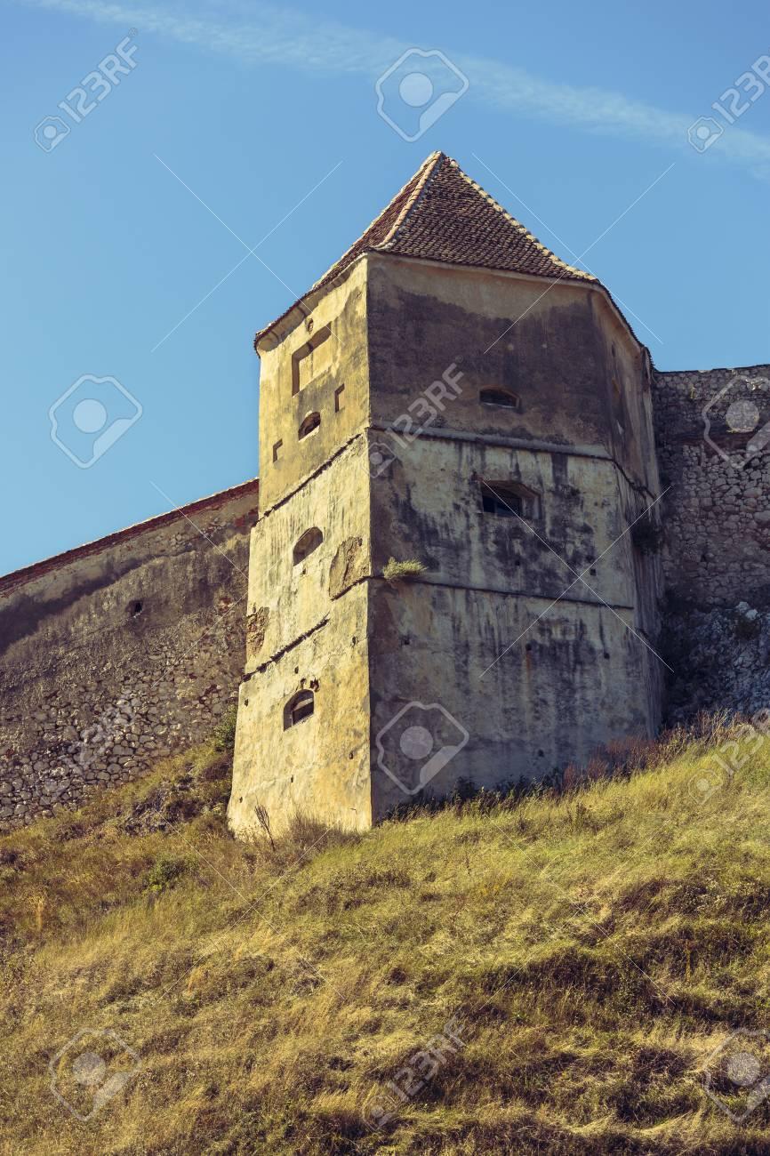 中世には、ルーマニア ブラショ...