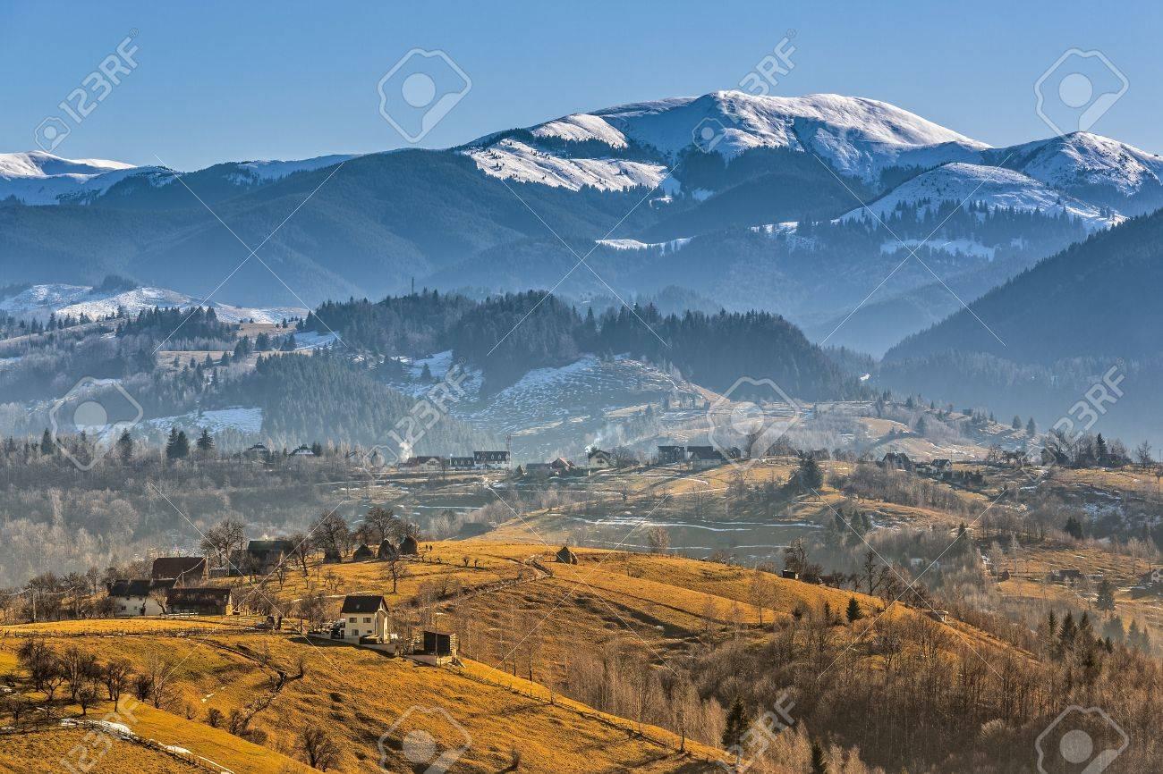 ルーマニア ブラショフ県、ブチ...