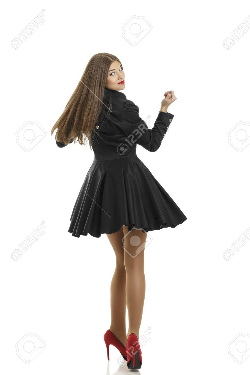Langes kleid welche schuhe