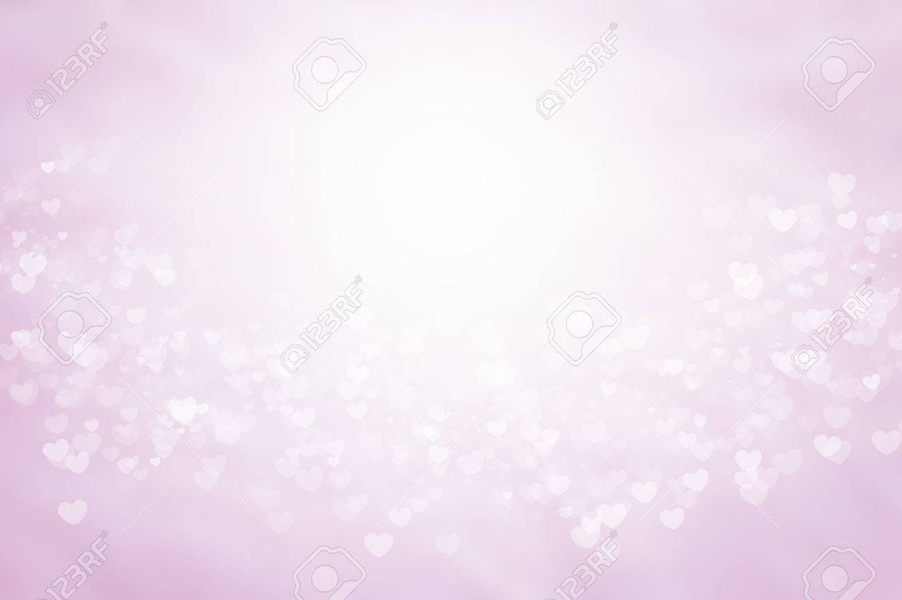 Abstract Blurred Background Valentine S Cards Love Pink Heart Stock Photo Picture And Royalty Free Image Image 54409554