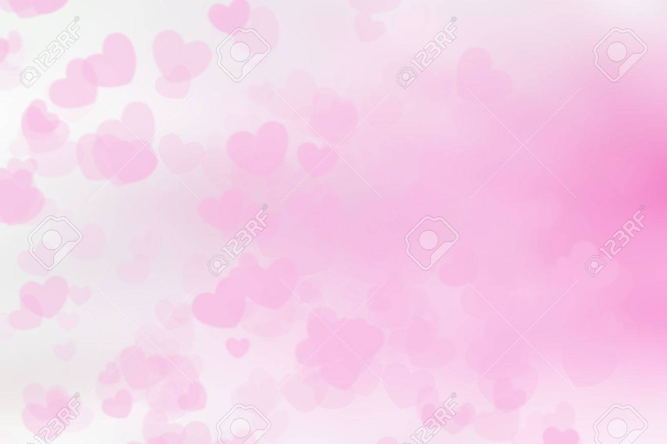 Great Wallpaper Love Pink - 54385876-abstract-blurred-background-valentine-s-cards-love-pink-heart-and-white-wallpaper-sweet-tones-and-pa  Perfect Image Reference_301294.jpg