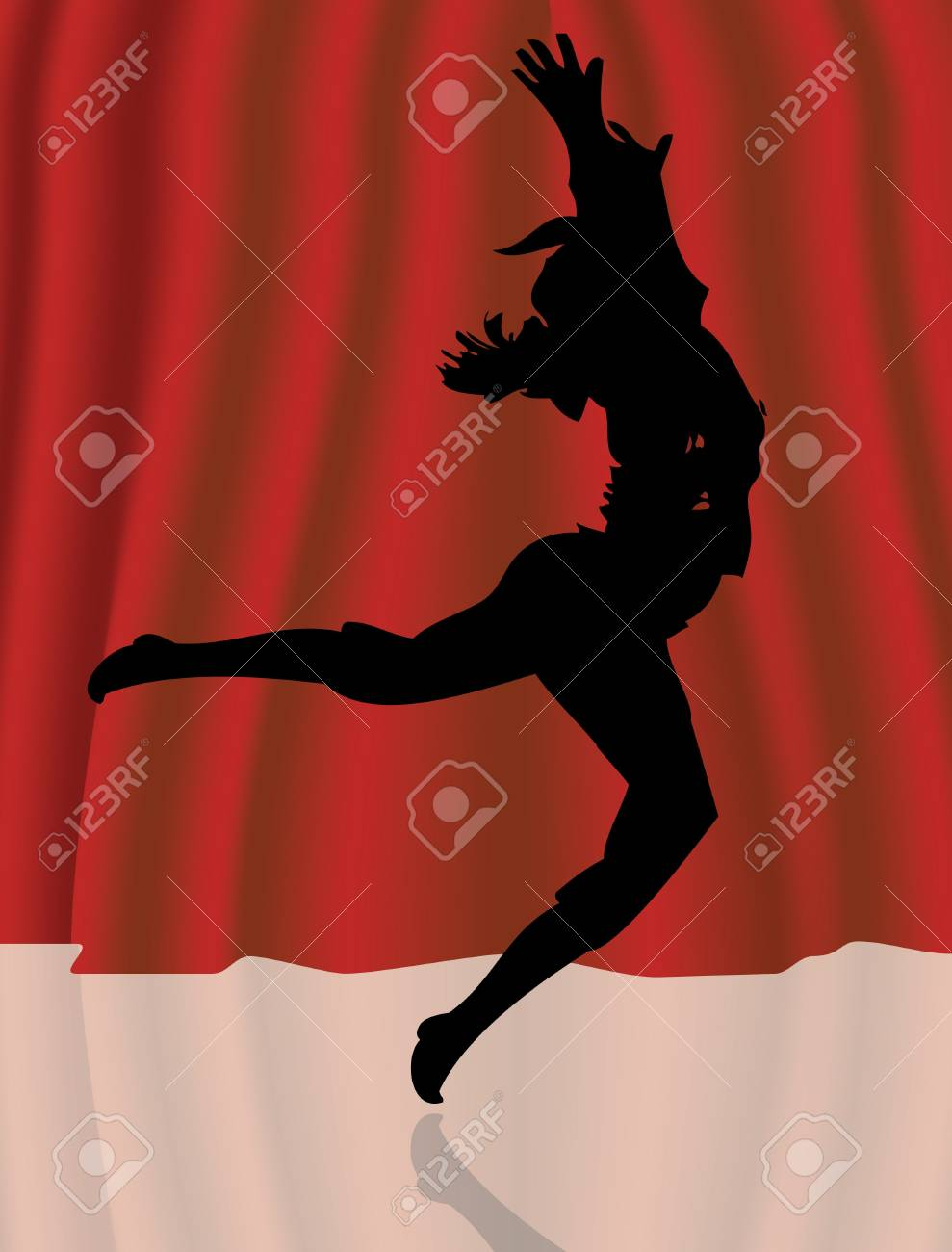 curtain Stock Photo - 3080777