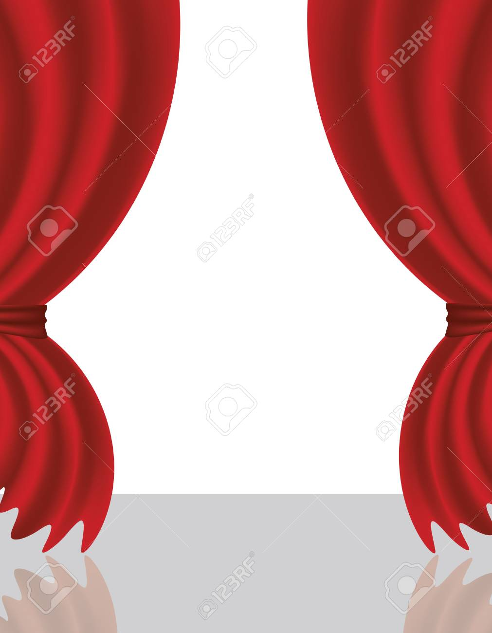 curtain Stock Photo - 3080776