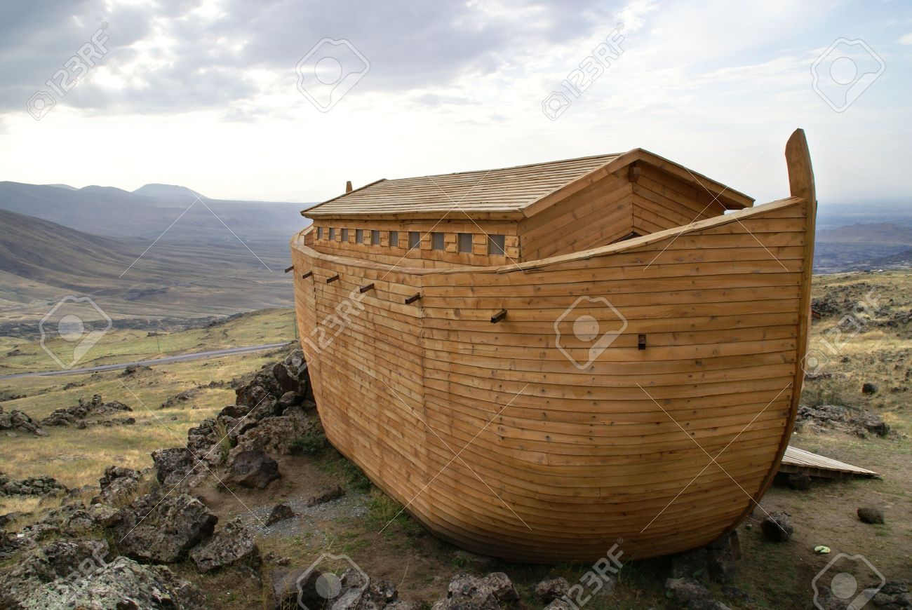noah u0027s ark model stock photo picture and royalty free image