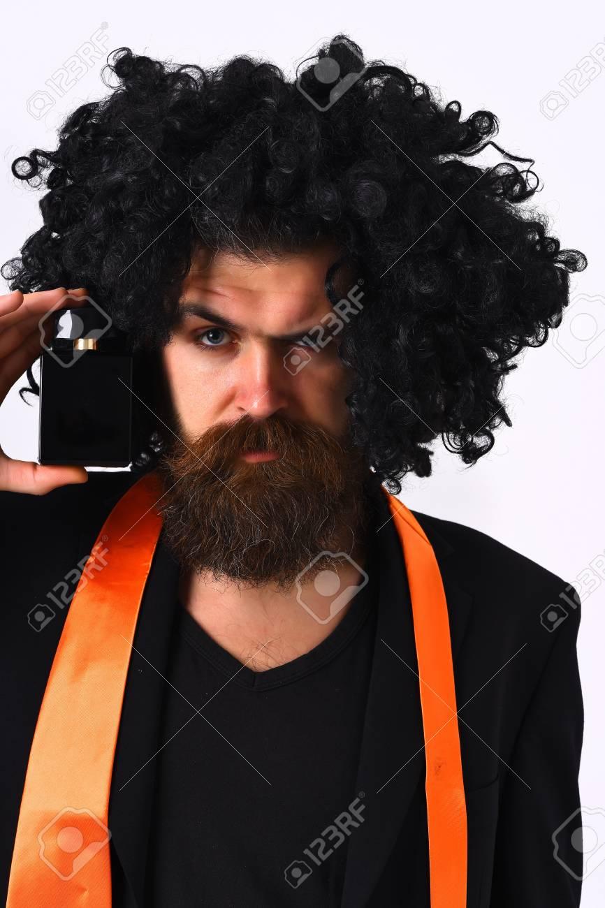 895d2ad4470 Bearded Man