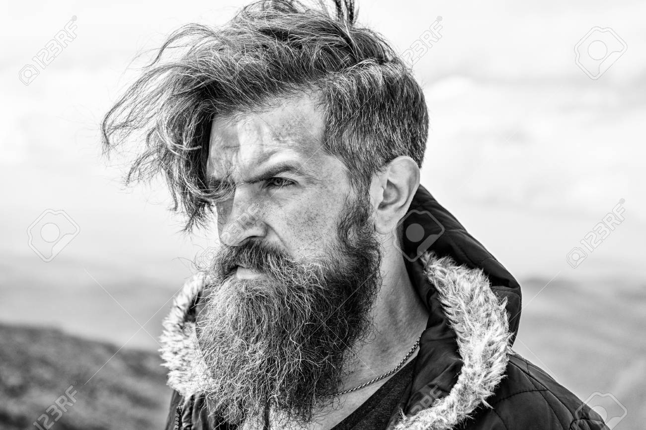 With Beard Lengths Your Face Shape May Be Able To Handle A Longer Shorter Haircut But Don T Go Too Extreme Hair Length