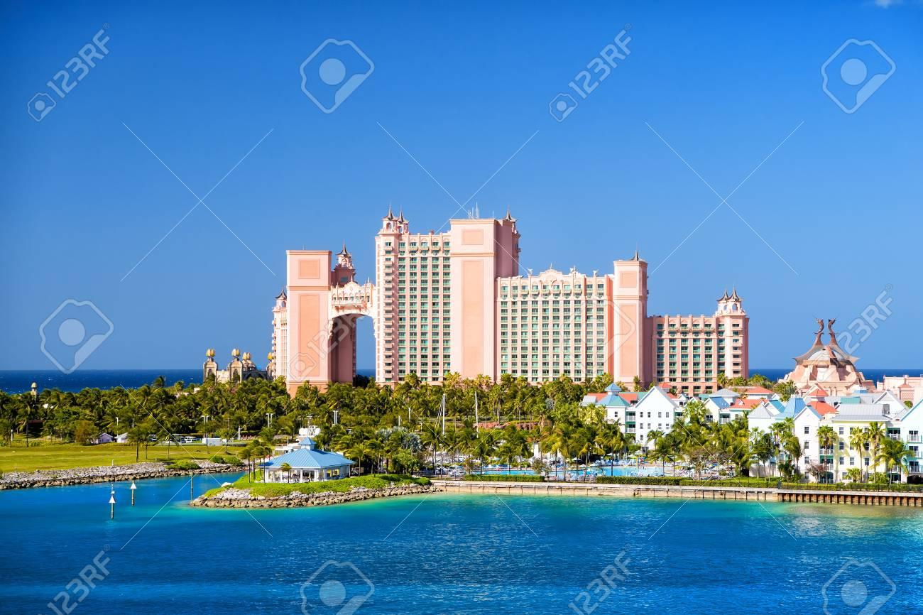 NASSAU BAHAMAS March The Atlantis Paradise Island - Where is the bahamas located