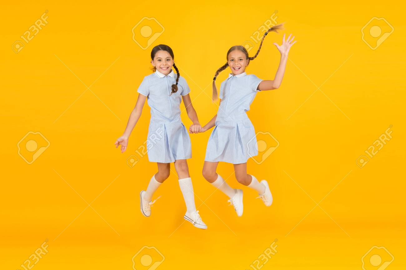 Wondrous Little Girls Playing With Cute Braids Beautiful Schoolgirls Schematic Wiring Diagrams Phreekkolirunnerswayorg