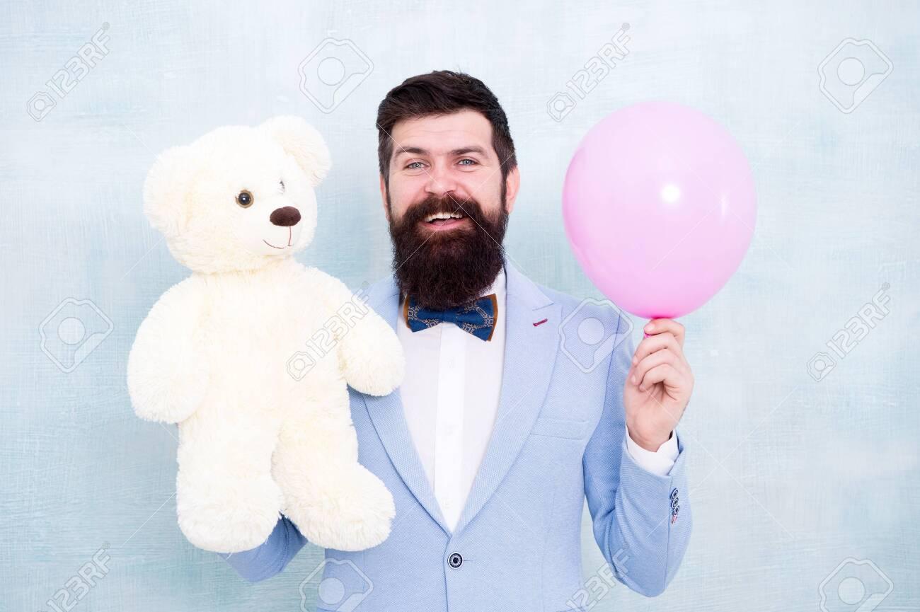 Dating Man Teddy.