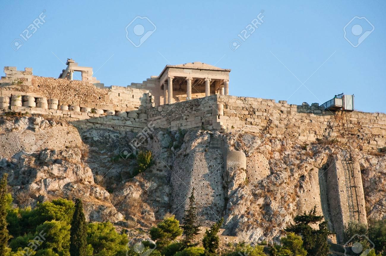 ギリシャ、アテネの古代アゴラか...