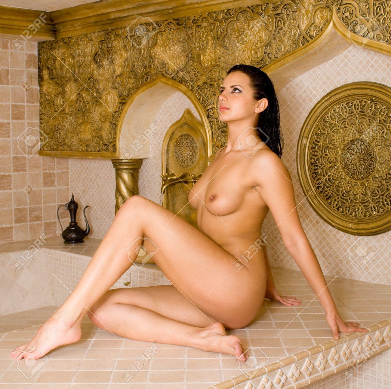 Секс в турецкой бане 2 фотография