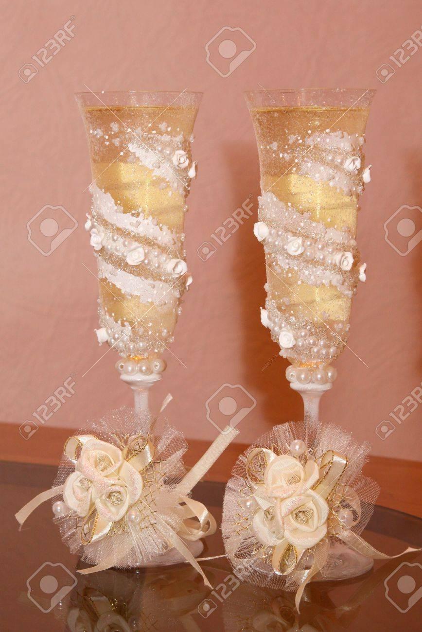 rustic style wedding glasses seashells decorated rustic wedding beach wedding toasting flutes c wedding glasses Rustic Style Wedding Glasses Seashells Decorated Rustic Wedding Beach Wedding Toasting Flutes