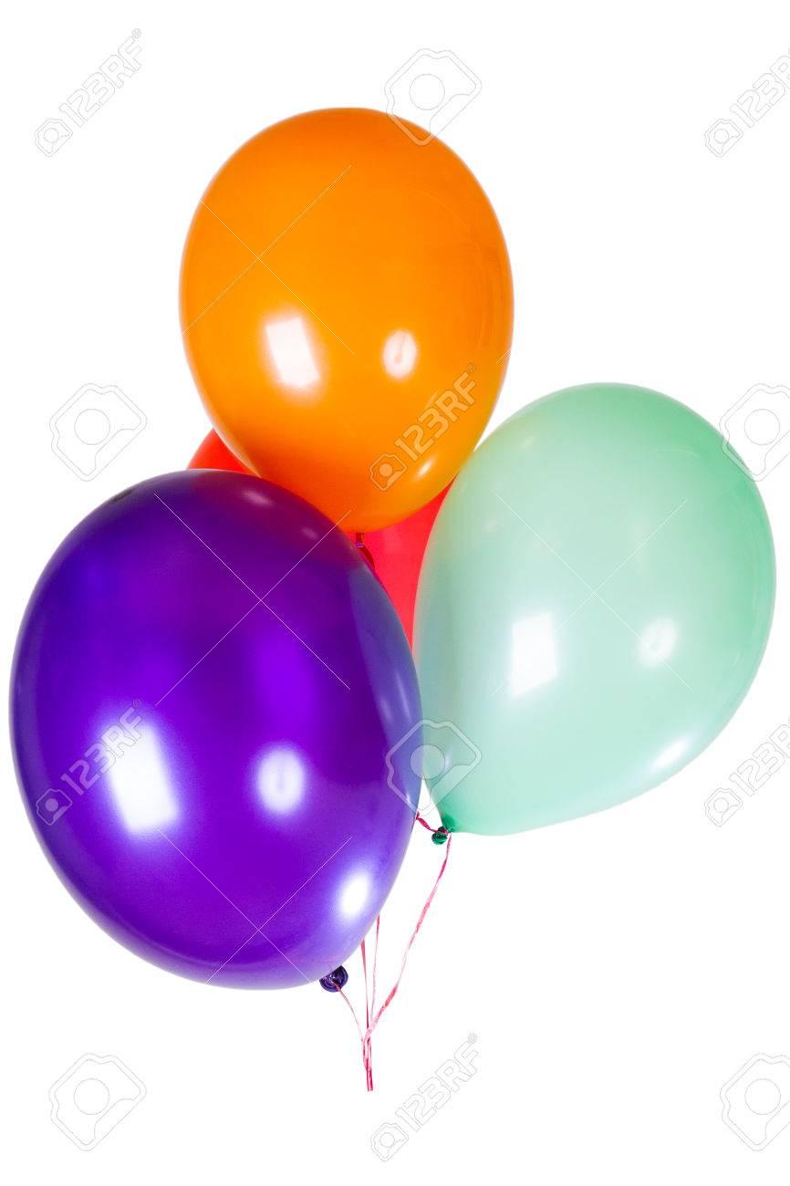 Decoration De Ballon Joyeux Anniversaire Carte De Voeux De Nouvel An De Noel Concept De Graduation De Retraite Anniversaire Sept Isole Sur Fond Blanc Banque D Images Et Photos Libres De Droits Image