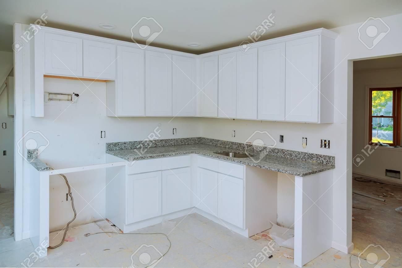 Installing New Induction Hob In Modern Kitchen Kitchen Installation ...