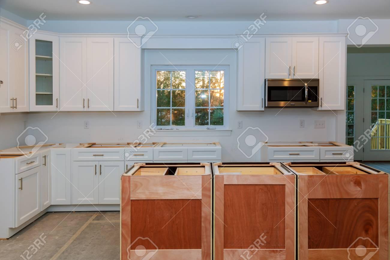 Installing New Induction Hob In Modern Kitchen Kitchen Installation