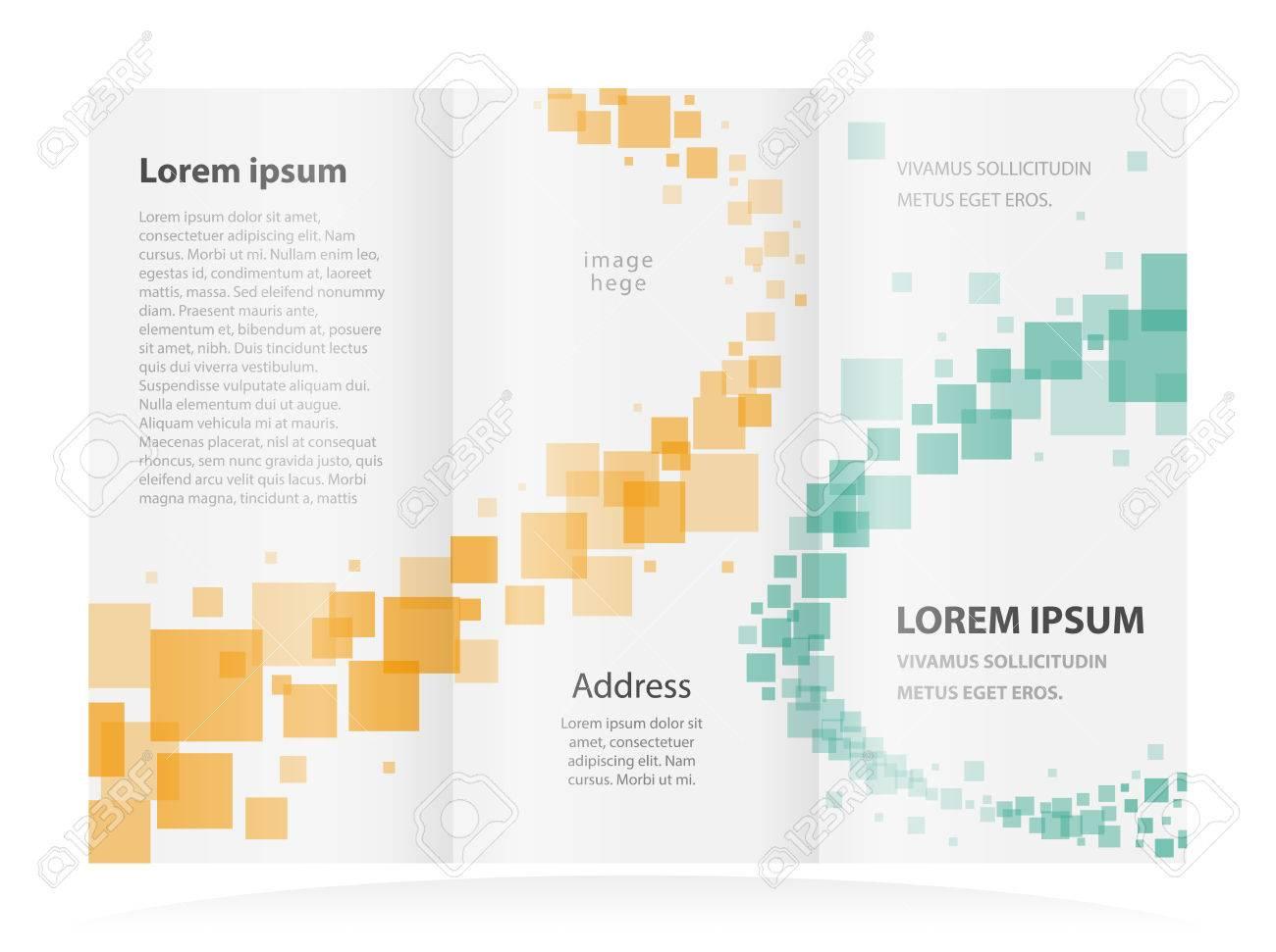 brochure design template - 55381012