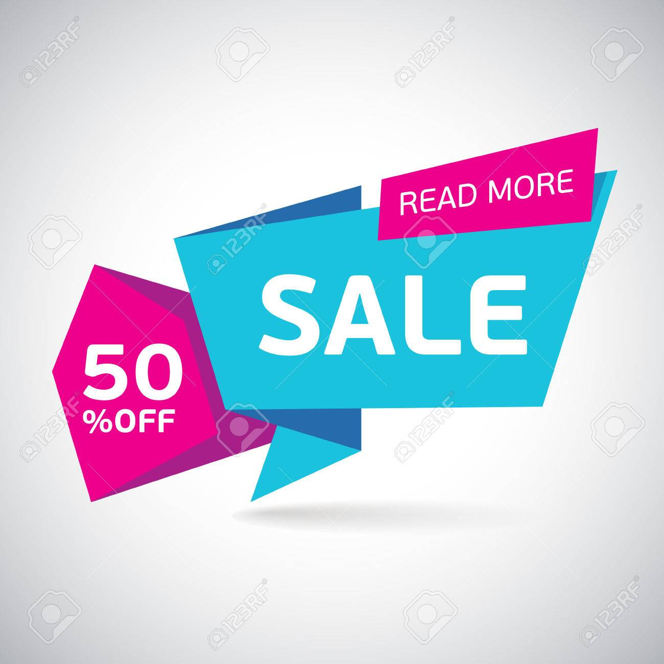 sale design template vector - 55381072