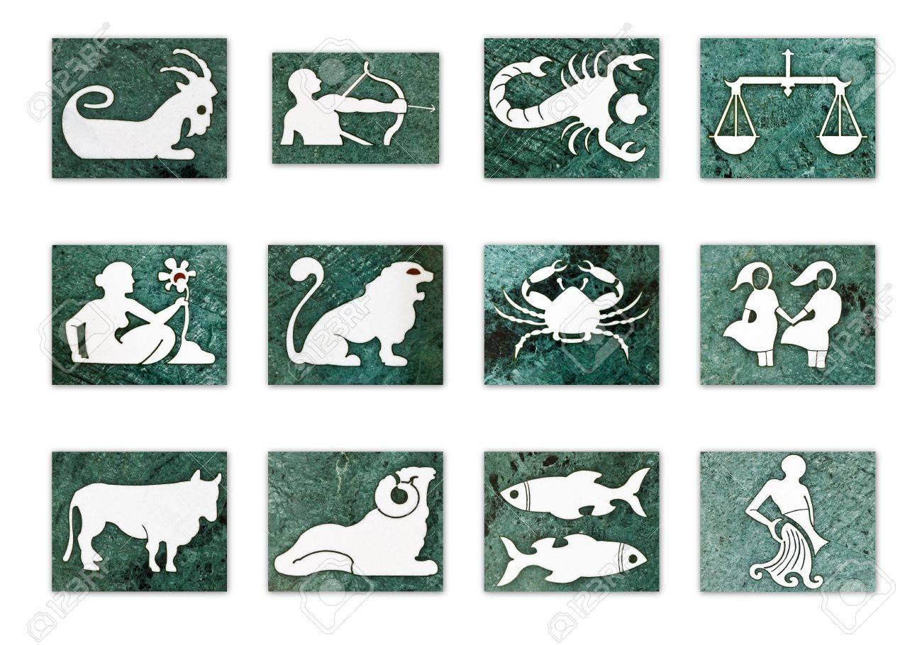 12 Signe Du Zodiaque