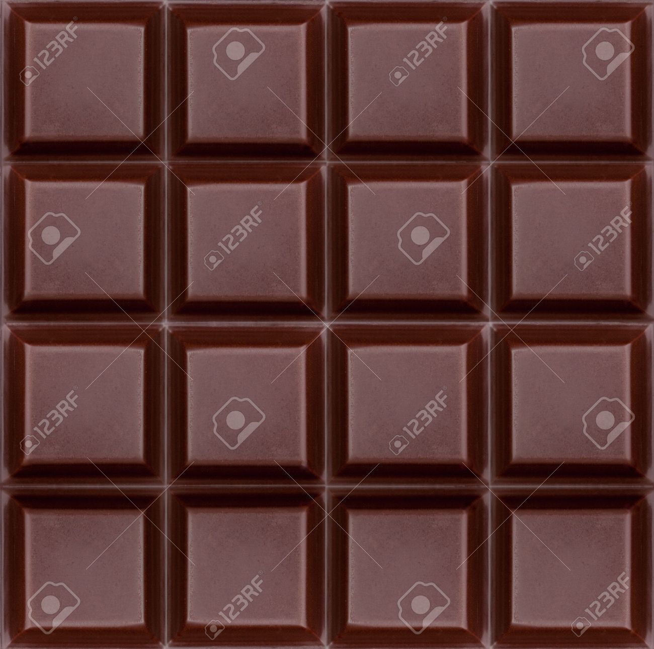 dark chocolate bar as background Standard-Bild - 15879455