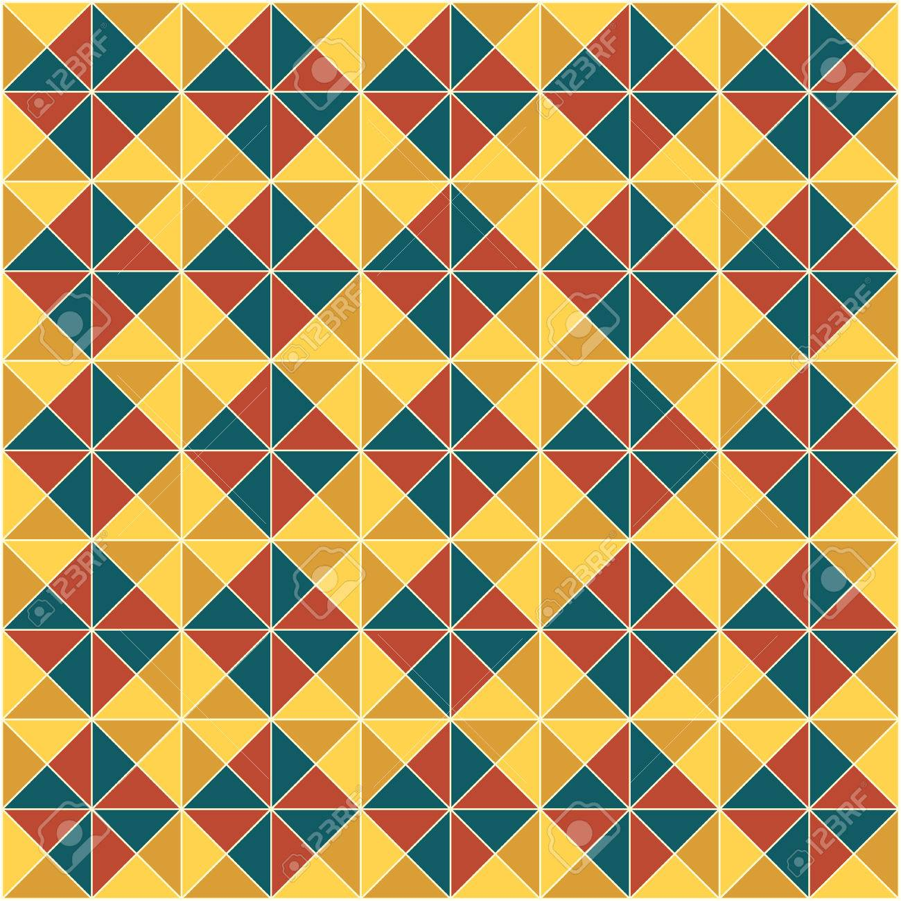 colorful square pattern background. repeating geometric shapes