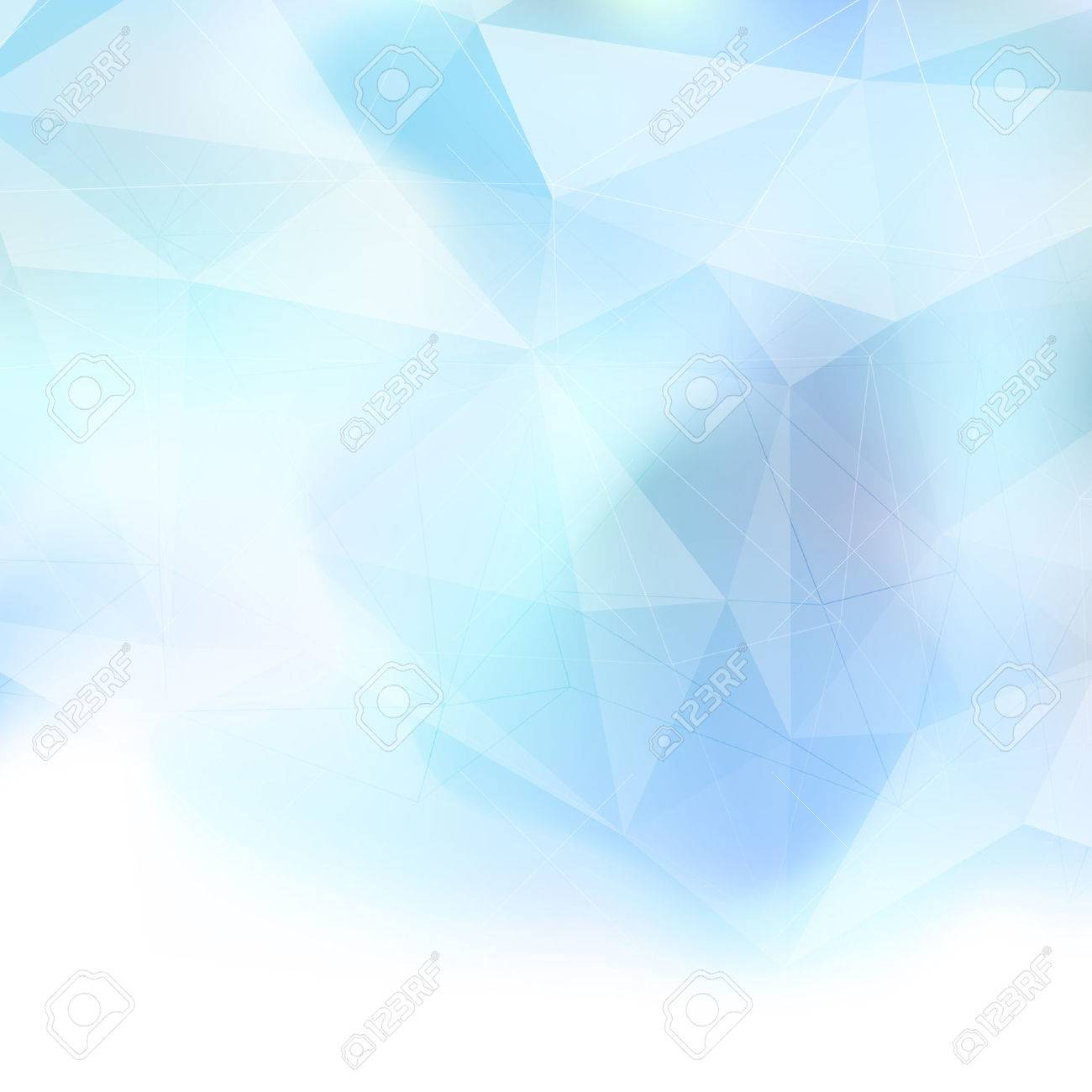 abstract crystal structure background template royalty free cliparts