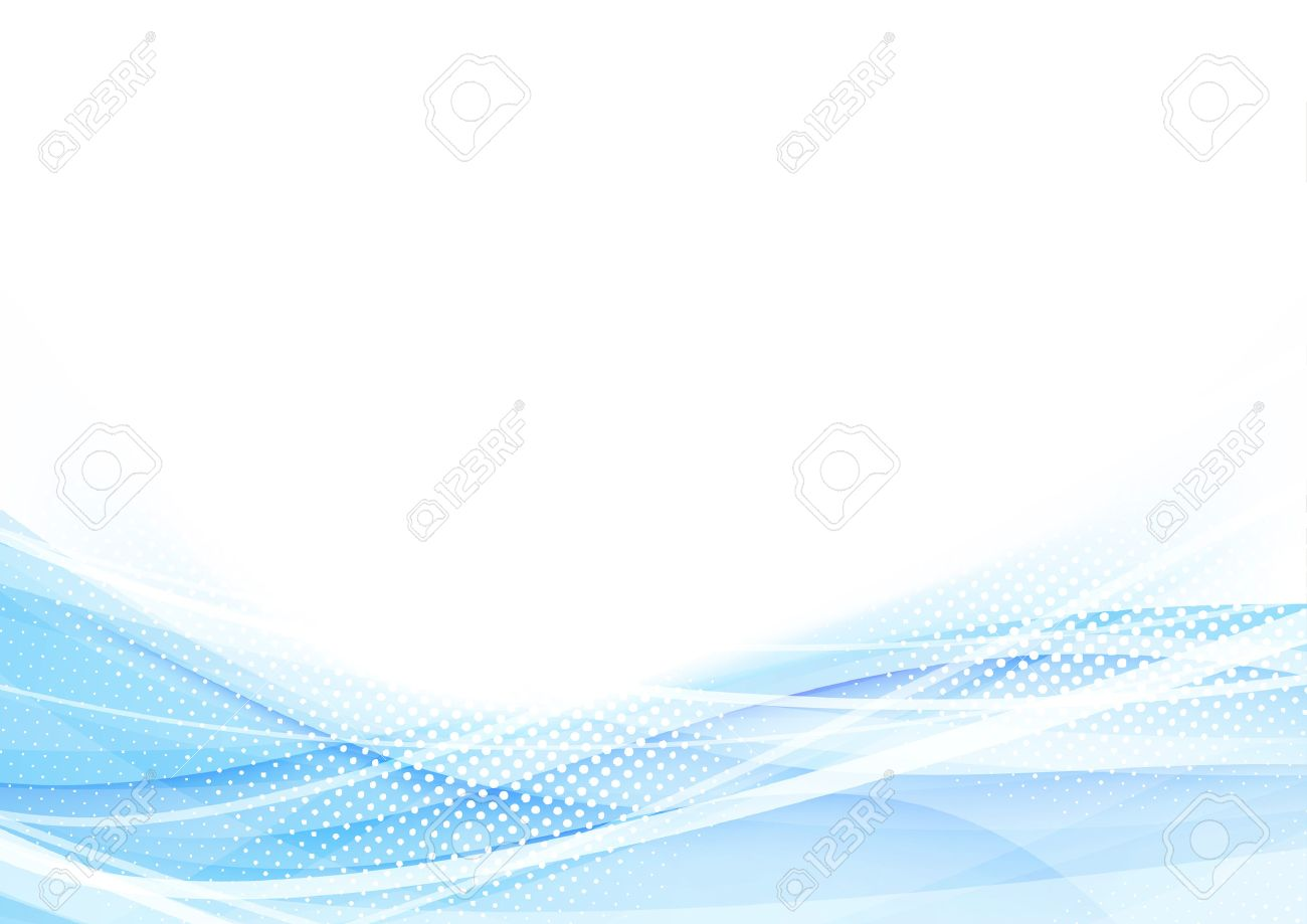 Perfect Abstract Swoosh Waves Dotted Hi Tech Background. Vector Illustration Stock  Vector   32773485