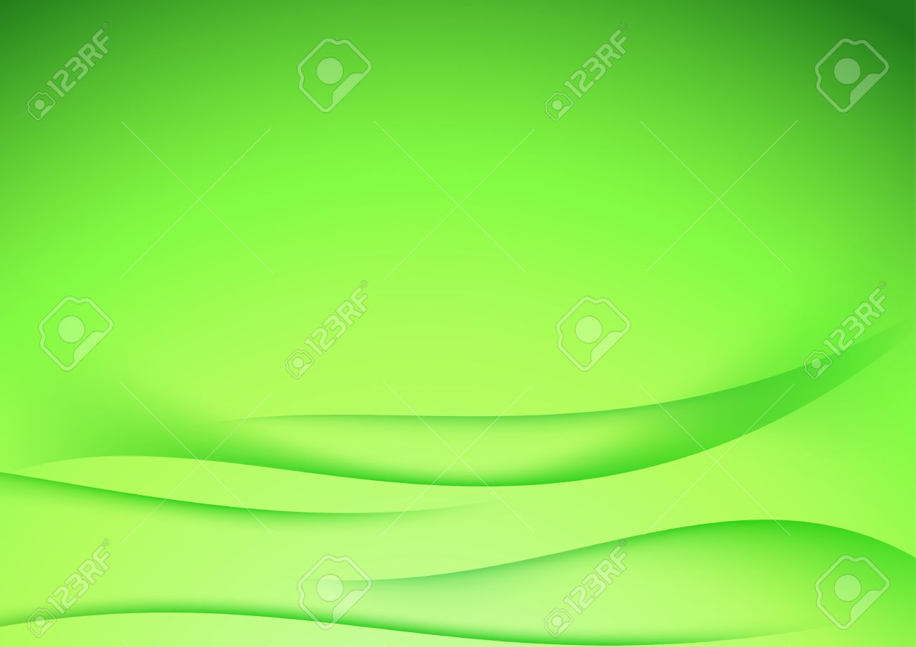 Green Abstract Border Lines Certificate Template Modern Background