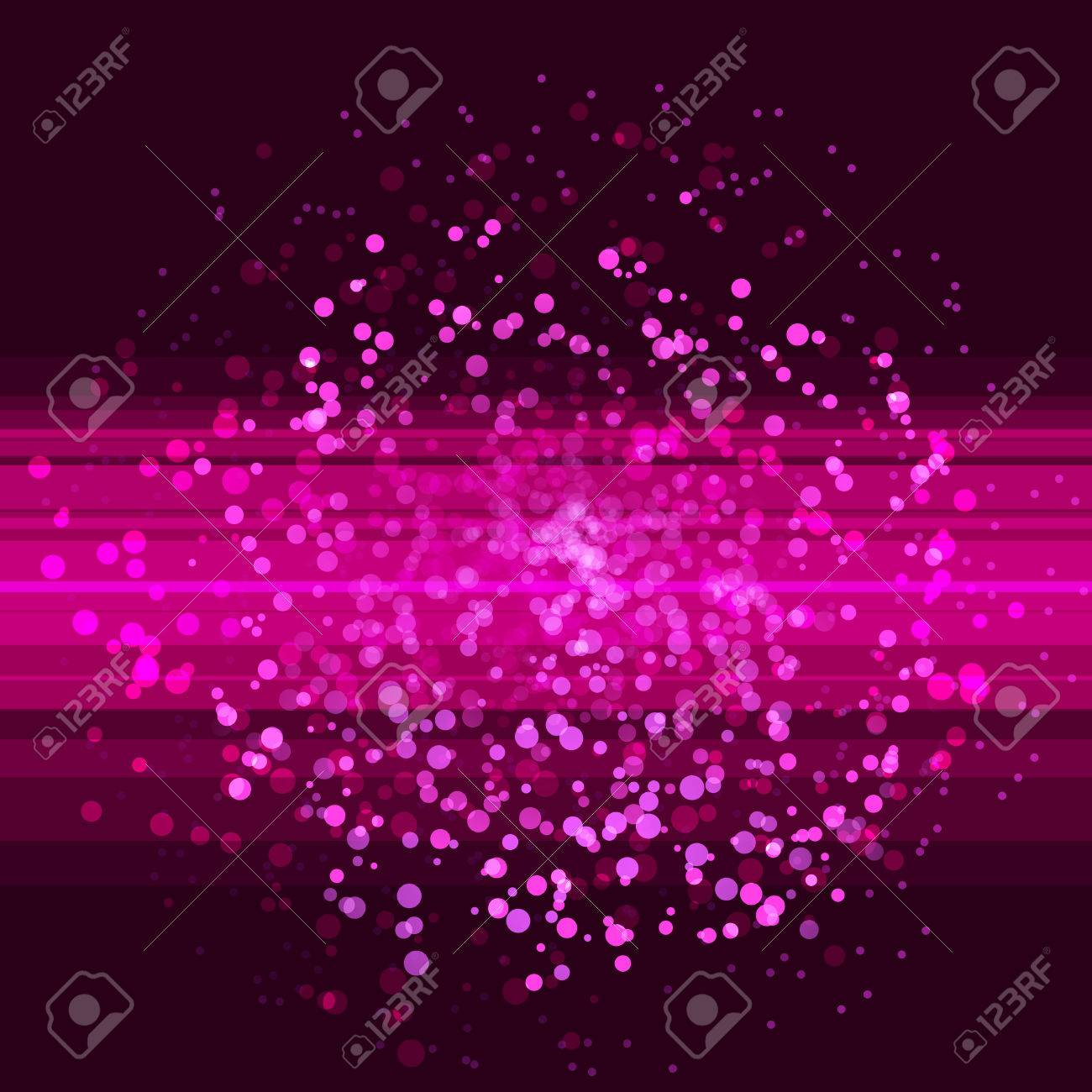 Pink Glitter Abstract Club Background Royalty Free Cliparts