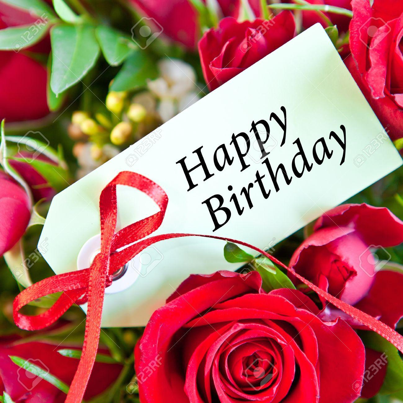 Happy Birthday Roses Pictures