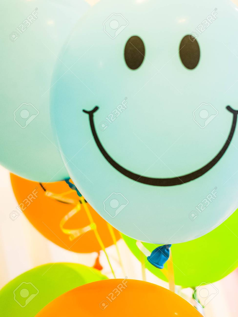 The balloons in an engagement day Stock Photo - 17702308