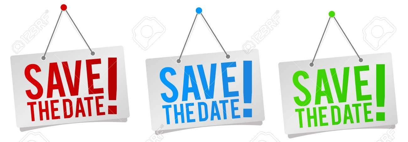 Save the Date - Hanging Door signs. - 93450248