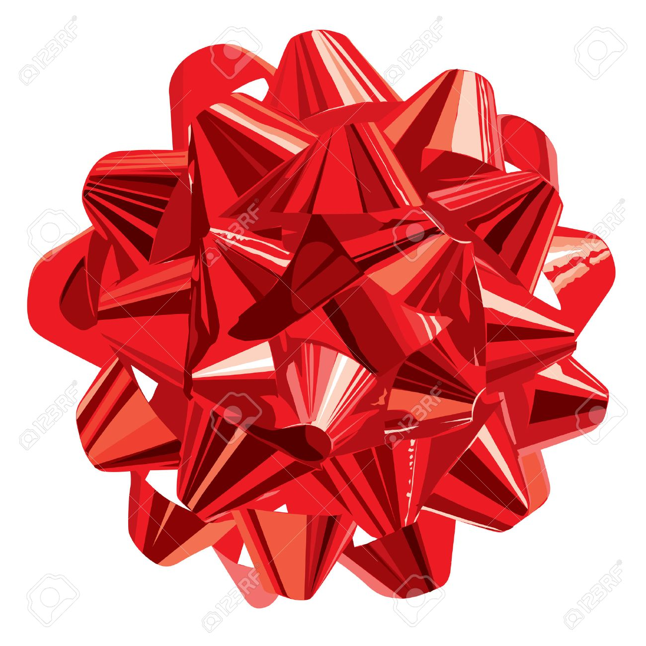 Red gift bow vector or xxl jpeg image royalty free cliparts red gift bow vector or xxl jpeg image stock vector 1833090 negle Image collections