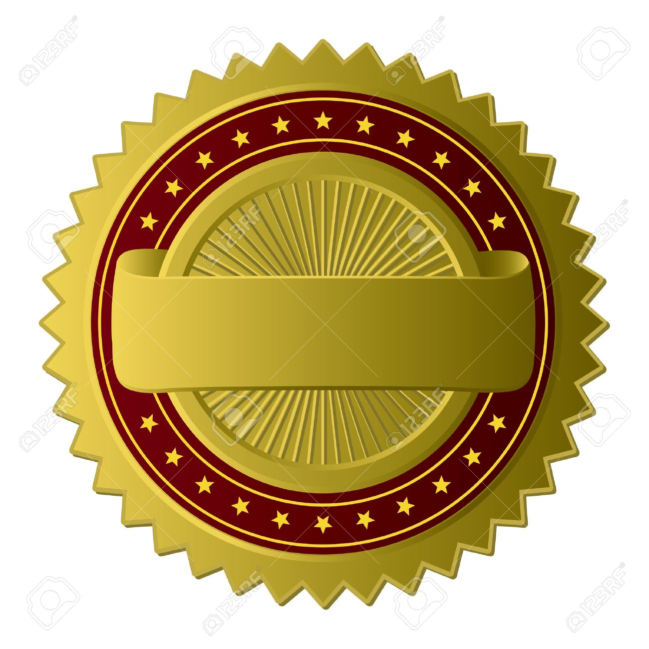 Golden Label (see More In My Gallery) Royalty Free Cliparts ...