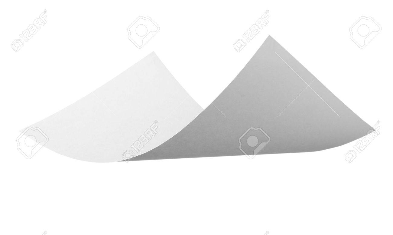 close up of flying  paper Stock Photo - 5336553